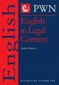 prawo: English in Legal context - ebook